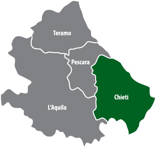 Wochenmärkte in der Provinz Chieti (CH)