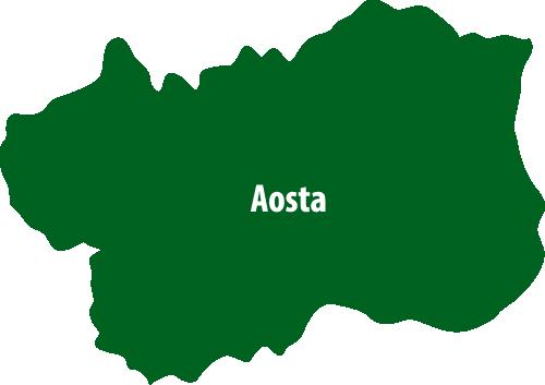 Wochenmärkte in der Provinz Aosta (AO)
