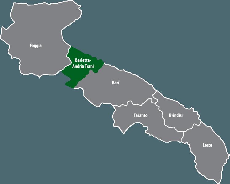 Wochenmärkte in der Provinz Barletta-Andria-Trani (BT)