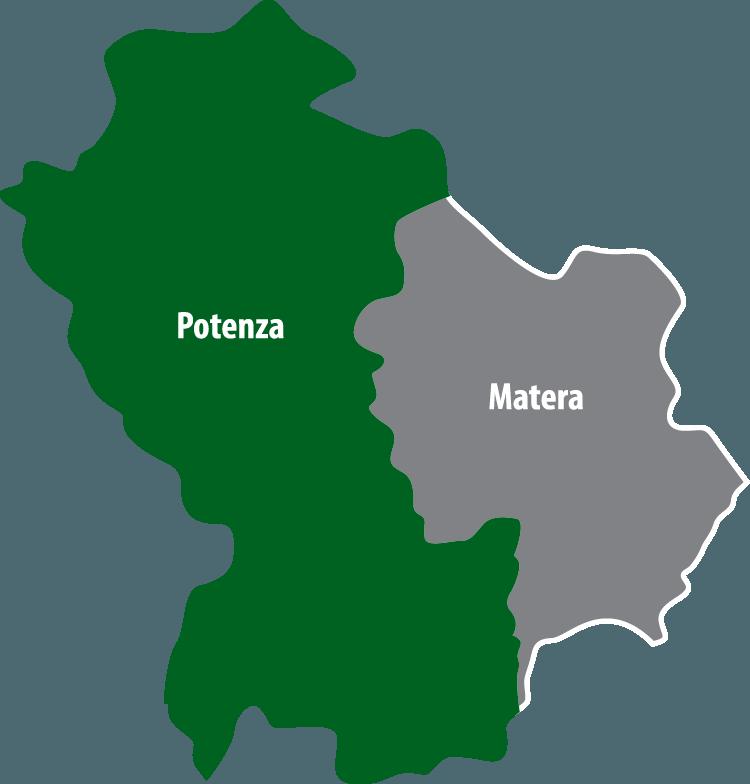 Wochenmärkte in der Provinz Potenza (PZ)