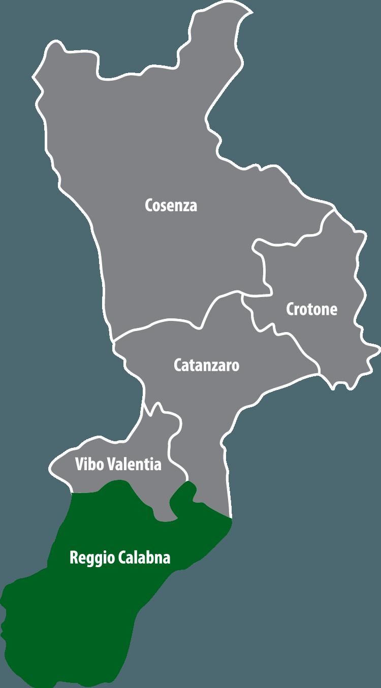 Wochenmärkte in der Provinz Reggio Calabria (RC)