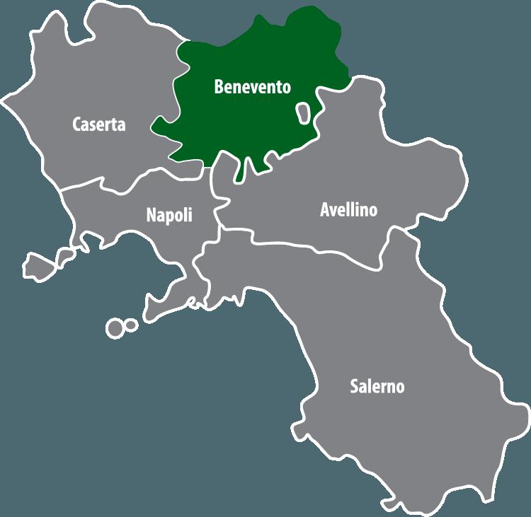 Wochenmärkte in der Provinz Benevento (BN)