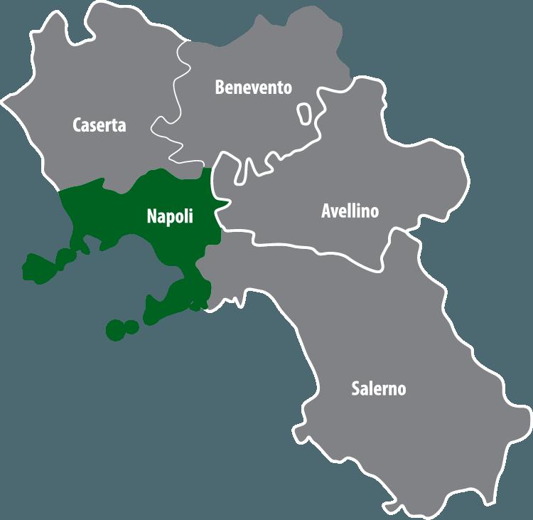 Wochenmärkte in der Provinz Neapel (NA)
