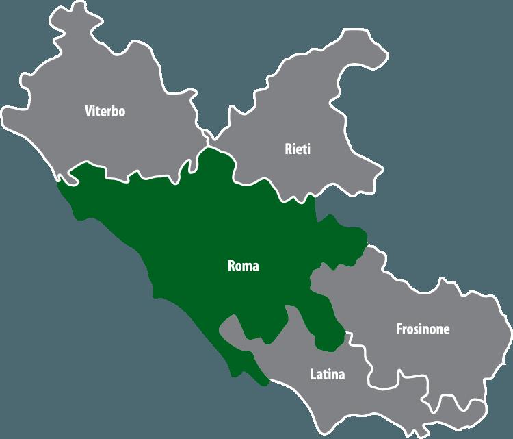 Wochenmärkte in der Provinz Rom (RM)