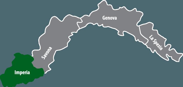 Wochenmärkte in der Provinz Imperia (IM)