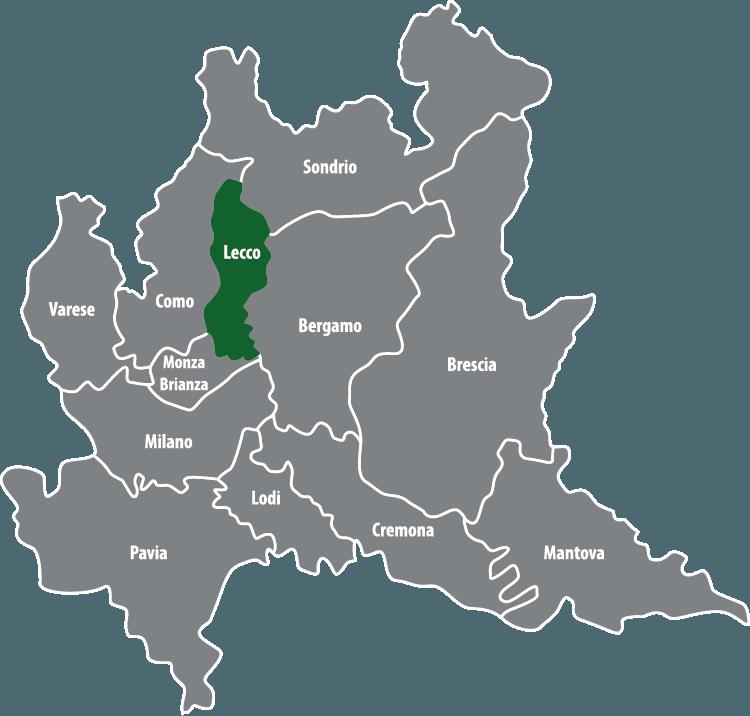 Wochenmärkte in der Provinz Lecco (LC)