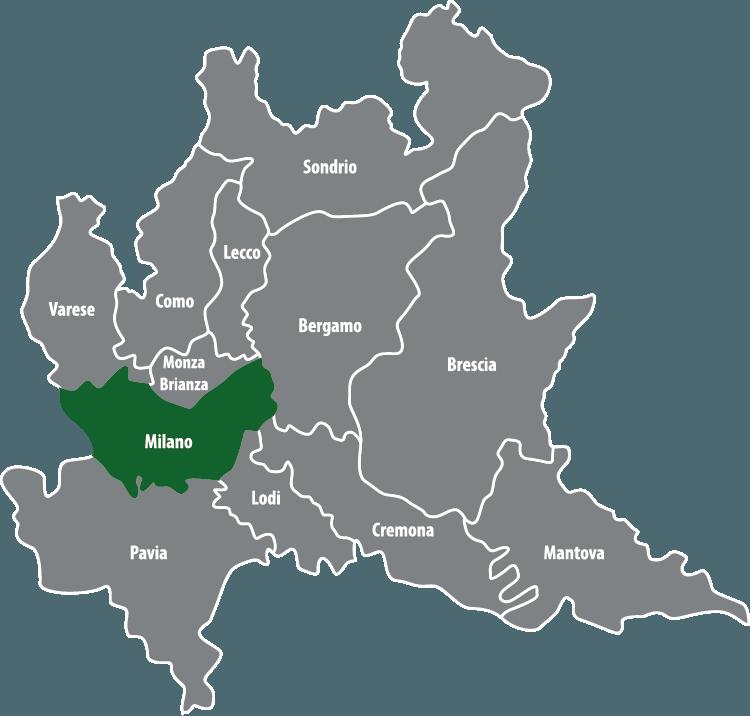 Wochenmärkte in der Provinz Mailand (MI)