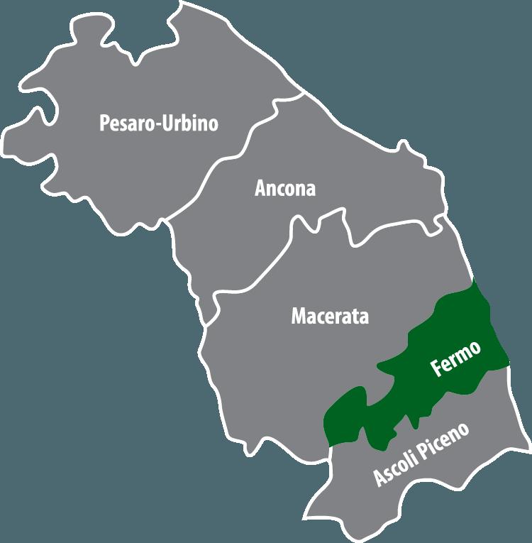 Wochenmärkte in der Provinz Fermo (FM)