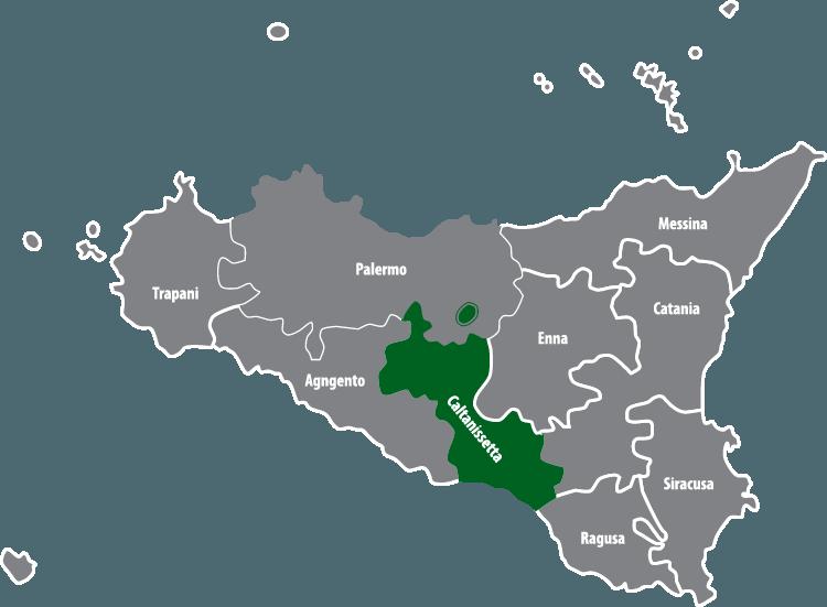 Wochenmärkte in der Provinz Caltanissetta (CL)