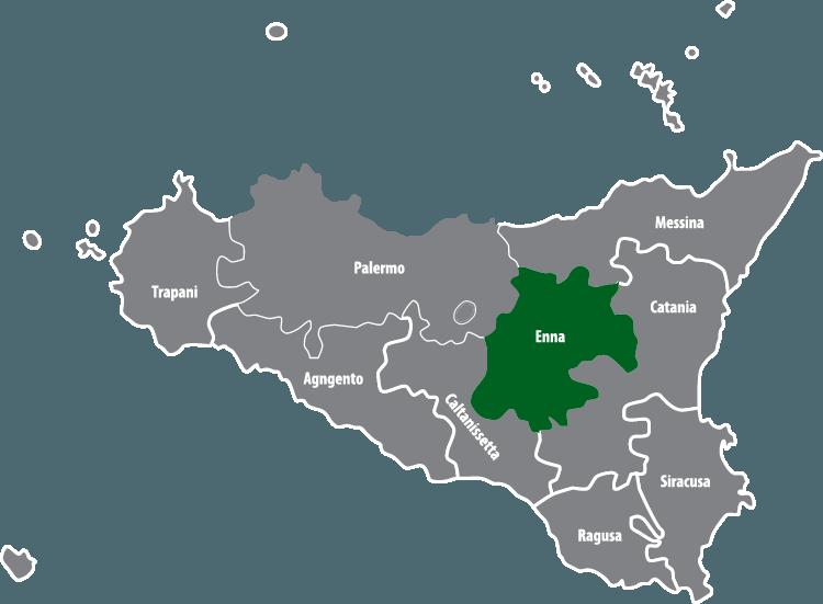 Wochenmärkte in der Provinz Enna (EN)
