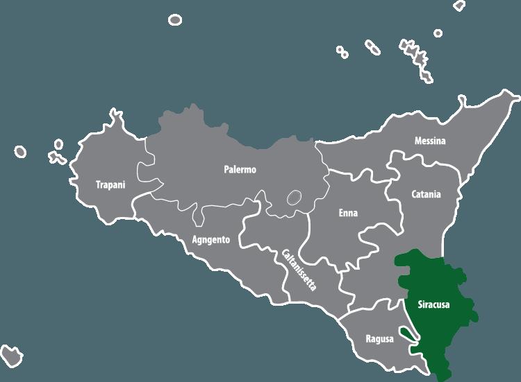 Wochenmärkte in der Provinz Syrakus (SR)