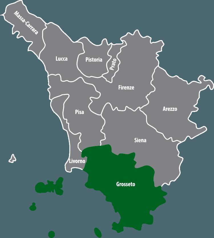 Wochenmärkte in der Provinz Grosseto (GR)