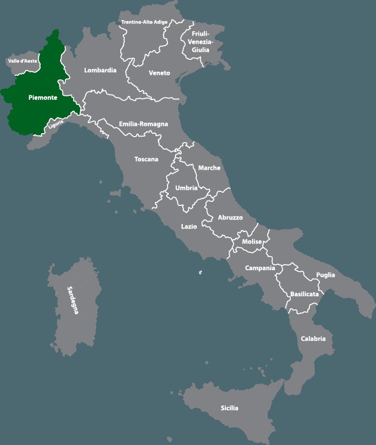 Region Piemont