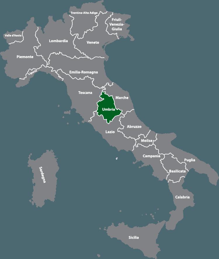 Region Umbrien