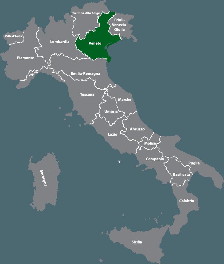 Region Venetien